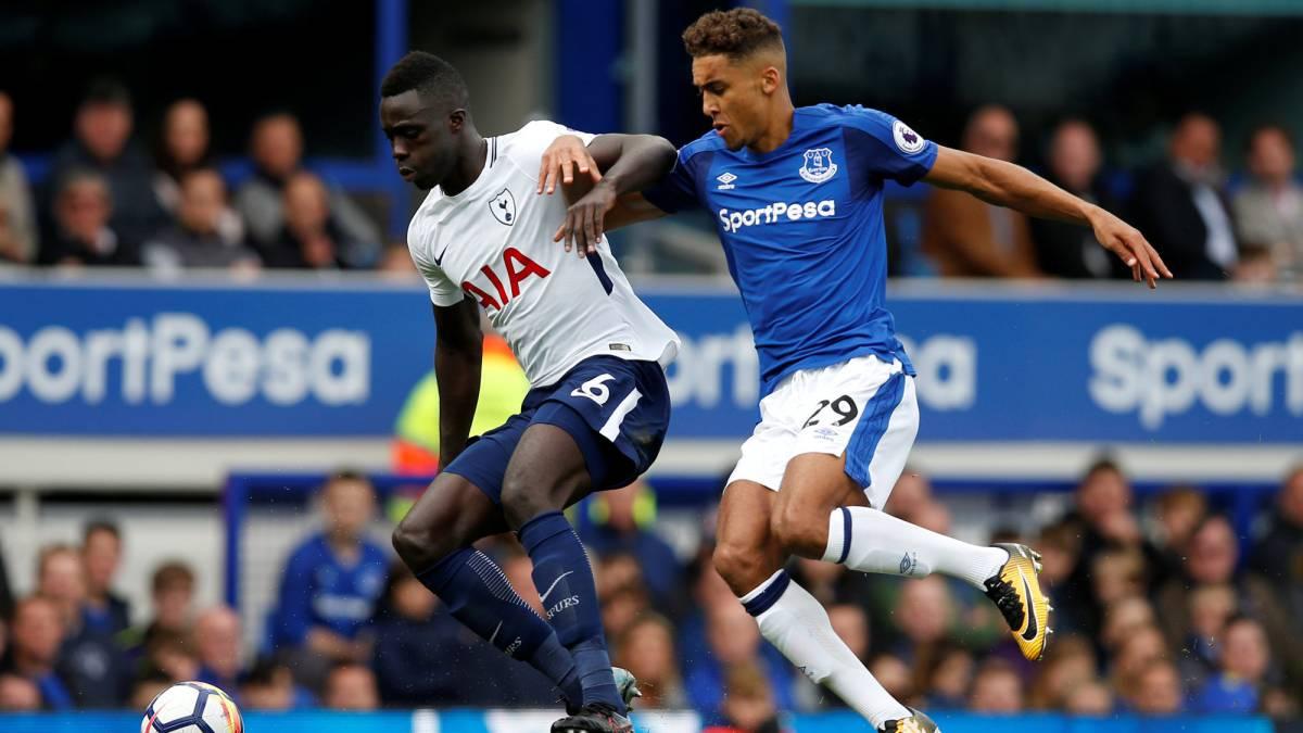 Dávinson y su primer gran reto con Tottenham