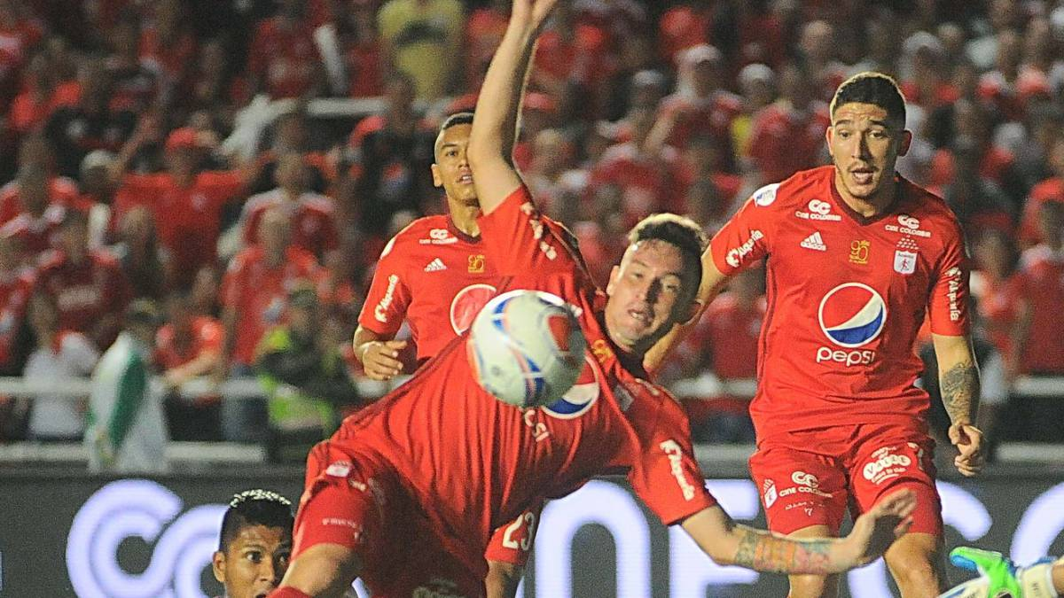 América venció al Huila 3 goles por 1 en el Pascual Guerrero