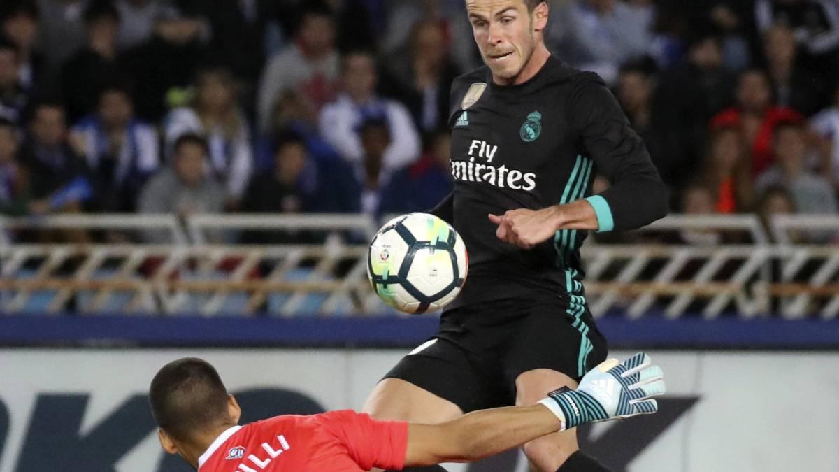 Betis dio el golpe y amargó a Real Madrid en el Bernabéu