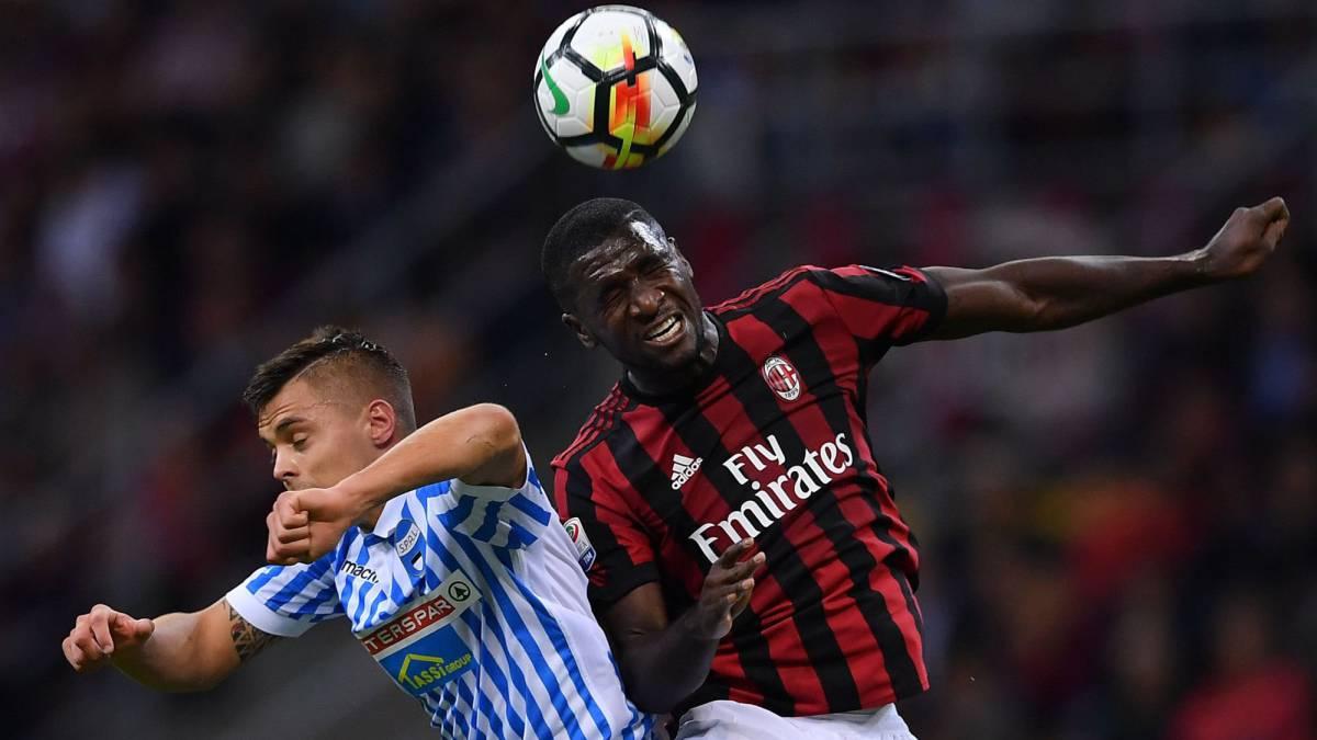 Milan sufre, pero vence 3-2 al Rijeka en la Europa League