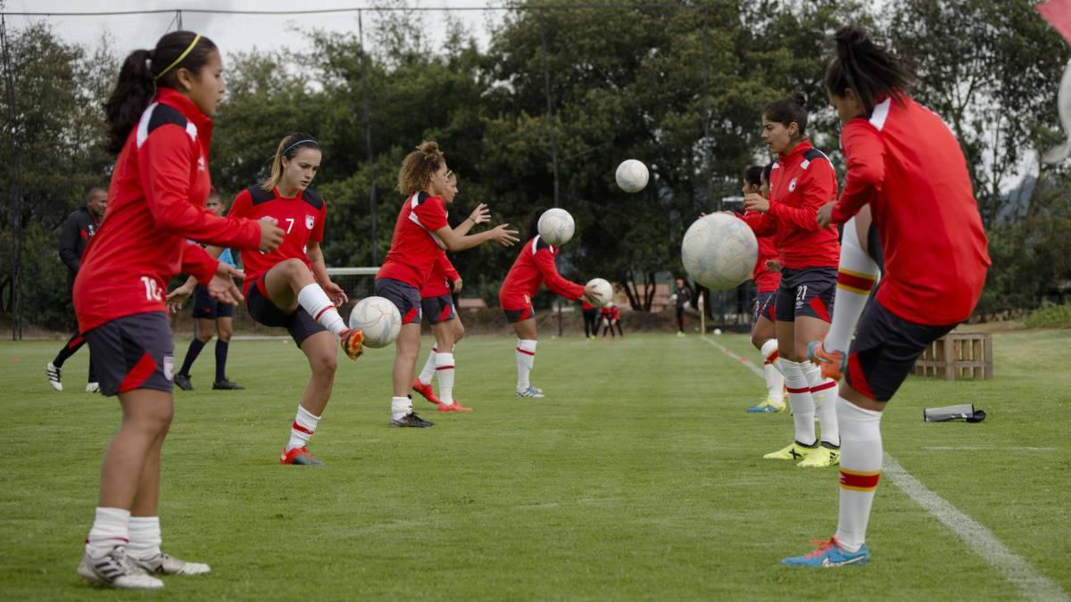 Aplazado partido de Santa Fe por la Copa Libertadores femenina