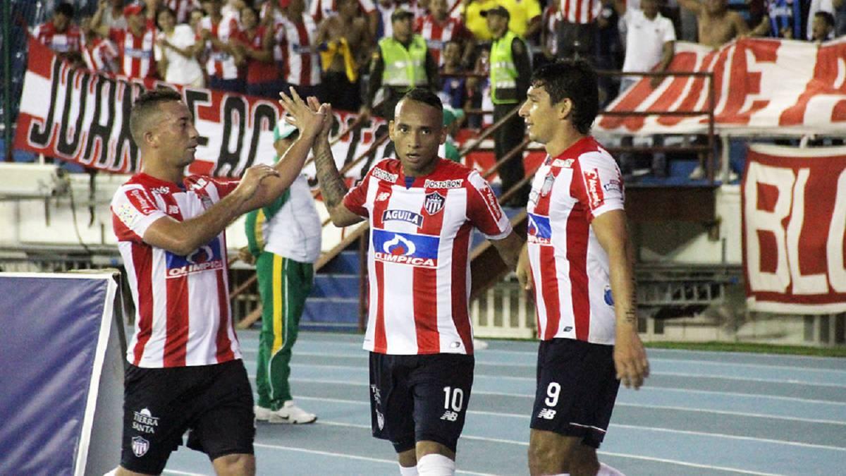 Junior de Barranquilla clasificó a la final de la Copa Águila