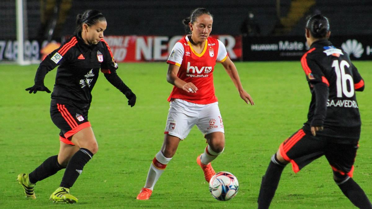 Santa Fe busca debutar con victoria en la Copa Libertadores Femenina