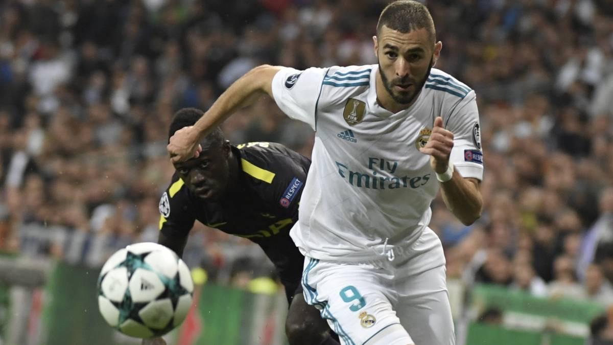 Benzema seguirá en el Madrid