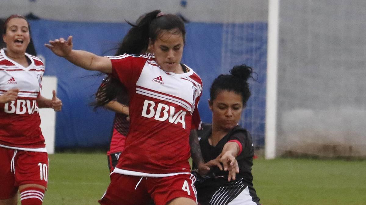 El equipo de fútbol femenino quedó eliminado de la Copa Libertadores — River