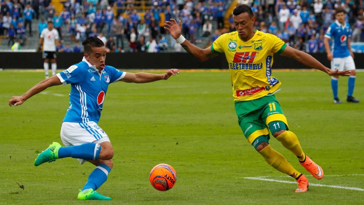 En un partido sin emociones, Millonarios igualó 0-0 frente a Huila