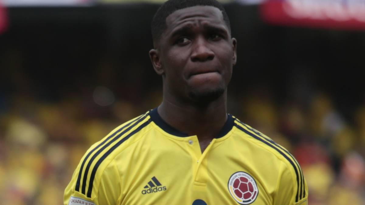 Dura baja de última hora en la plantilla 'tricolor — Selección Colombia