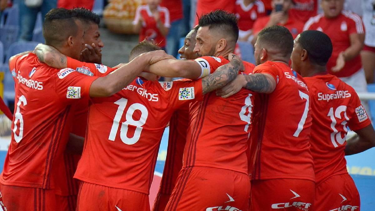 Dos cupos restan en Liga-2: DIM y América, los más opcionados