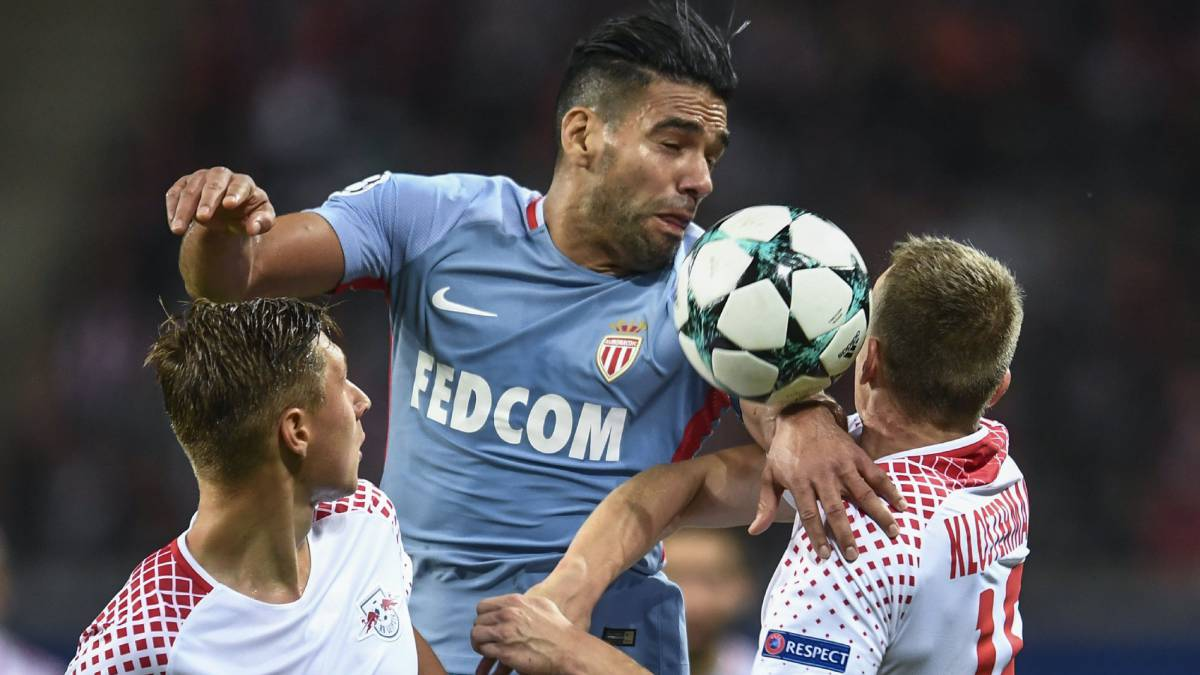 Falcao, convocado para la UEFA Champions League
