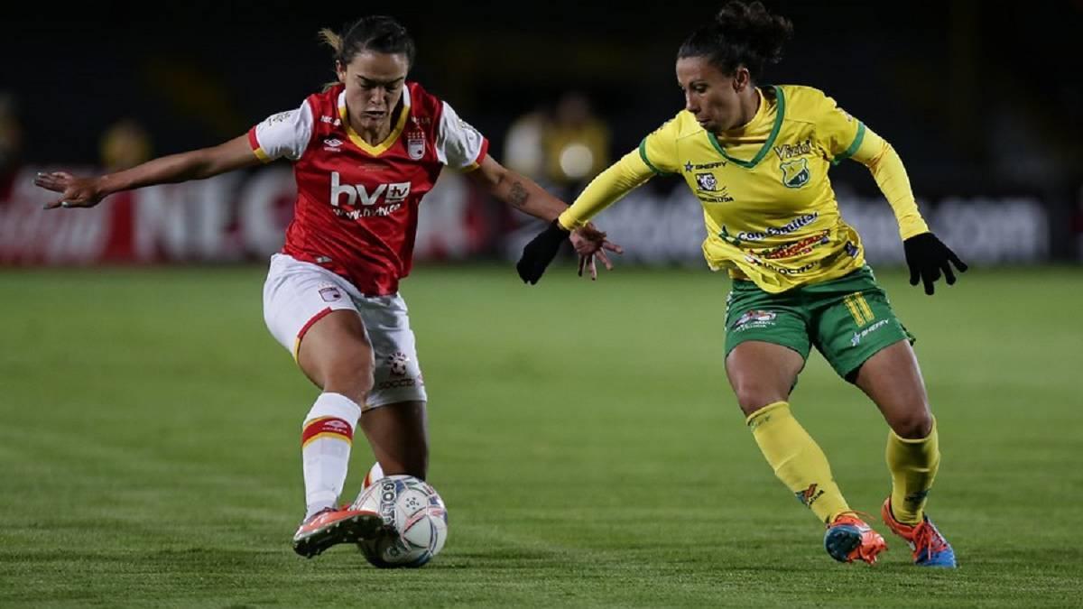 Dimayor definió el sistema de juego para la Liga Femenina 2018 b9a6b28e35dcb