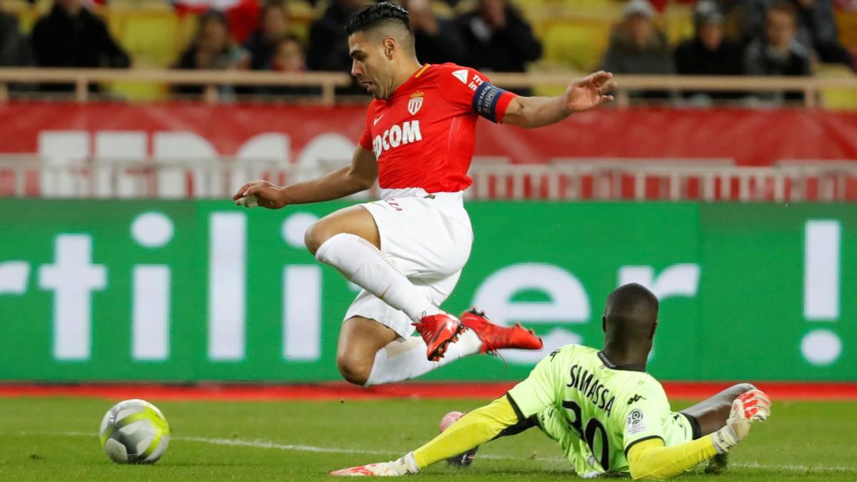 Falcao García cerró el año con gol en victoria de Mónaco
