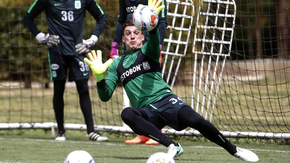 El último intento de Atlético Nacional para retener a Armani