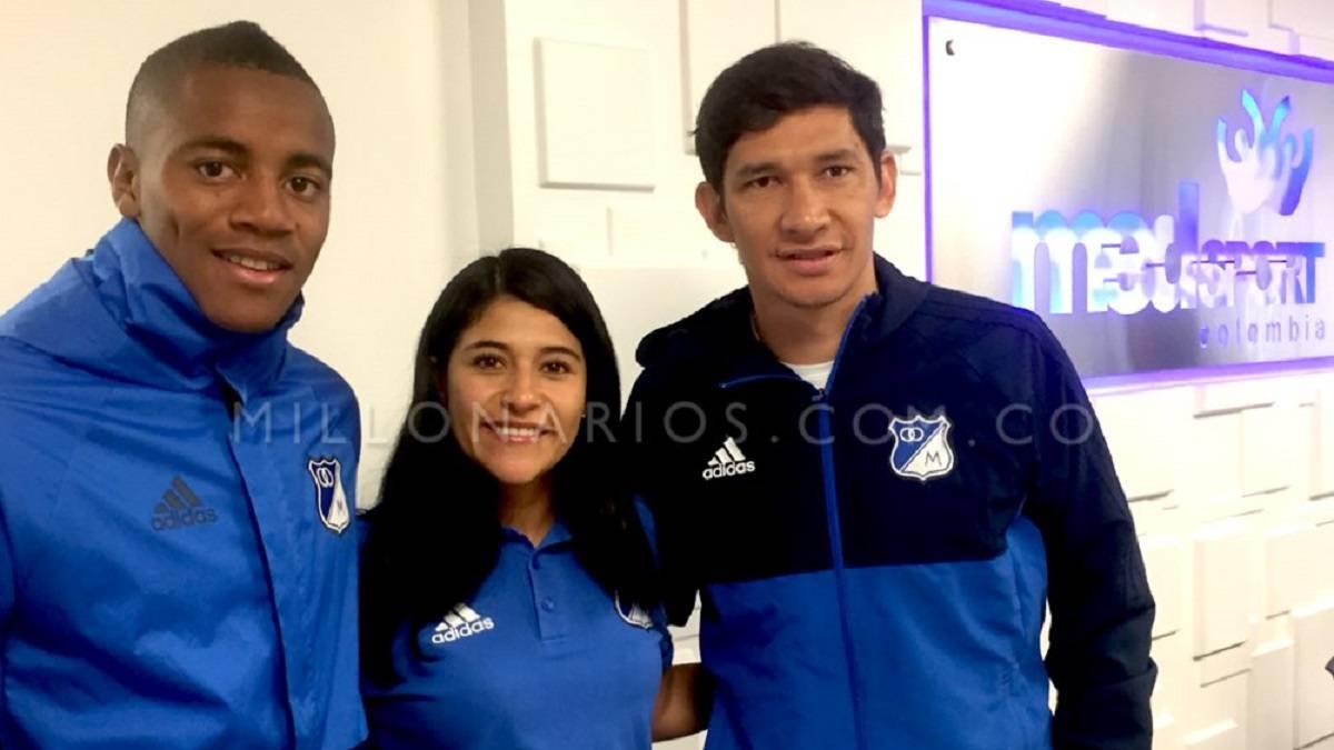 César Carrillo fue oficializado como nuevo jugador de Millonarios