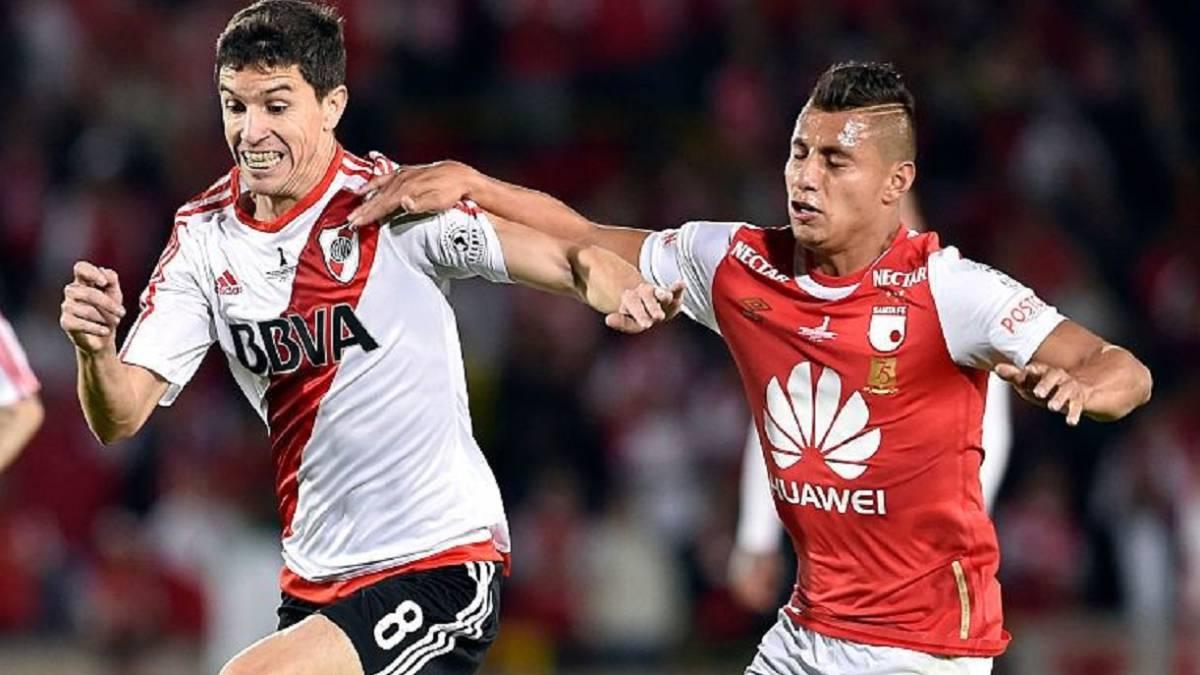 River Plate vs Independiente de Santa Fe, amistoso 2018 — Partido en vivo