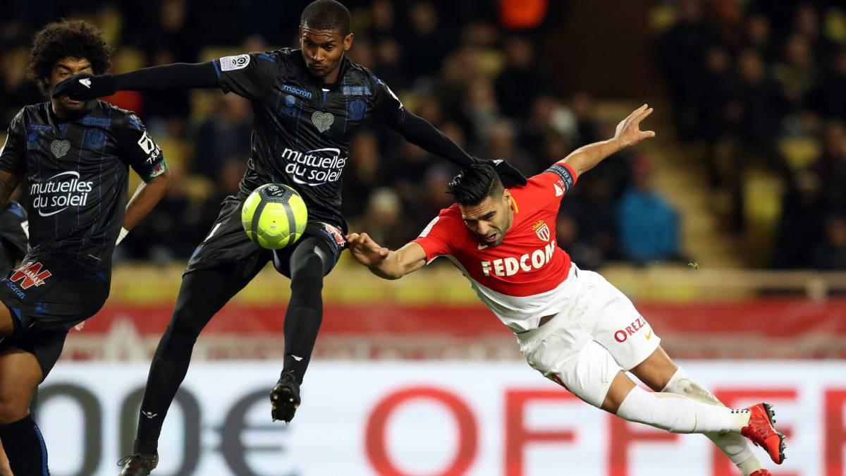 Camiseta AS Monaco Kévin N'DORAM
