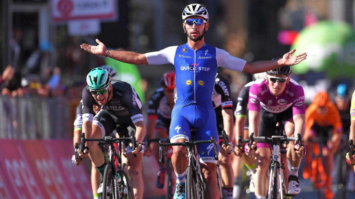 Fernando Gaviria, gran favorito en el Tour de San Juan que arranca en Argentina