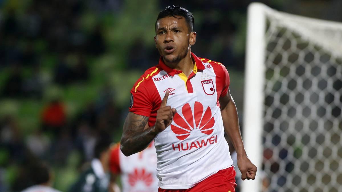 Wilson Morelo, goleador de la Copa Libertadores