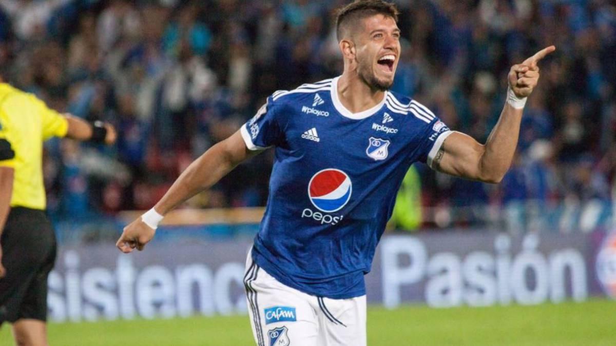 Andrés Cadavid, Millonarios y Atlético Nacional fueron sancionados por la Dimayor