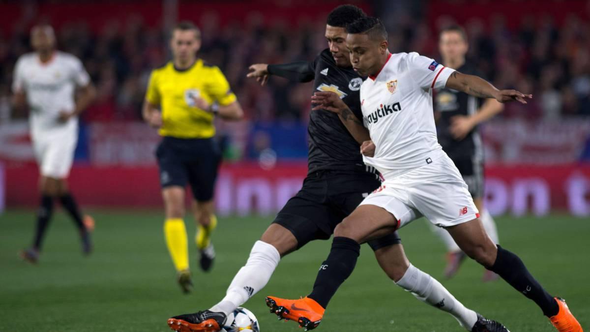 Atlético golea al Sevilla con triplete de Griezmann