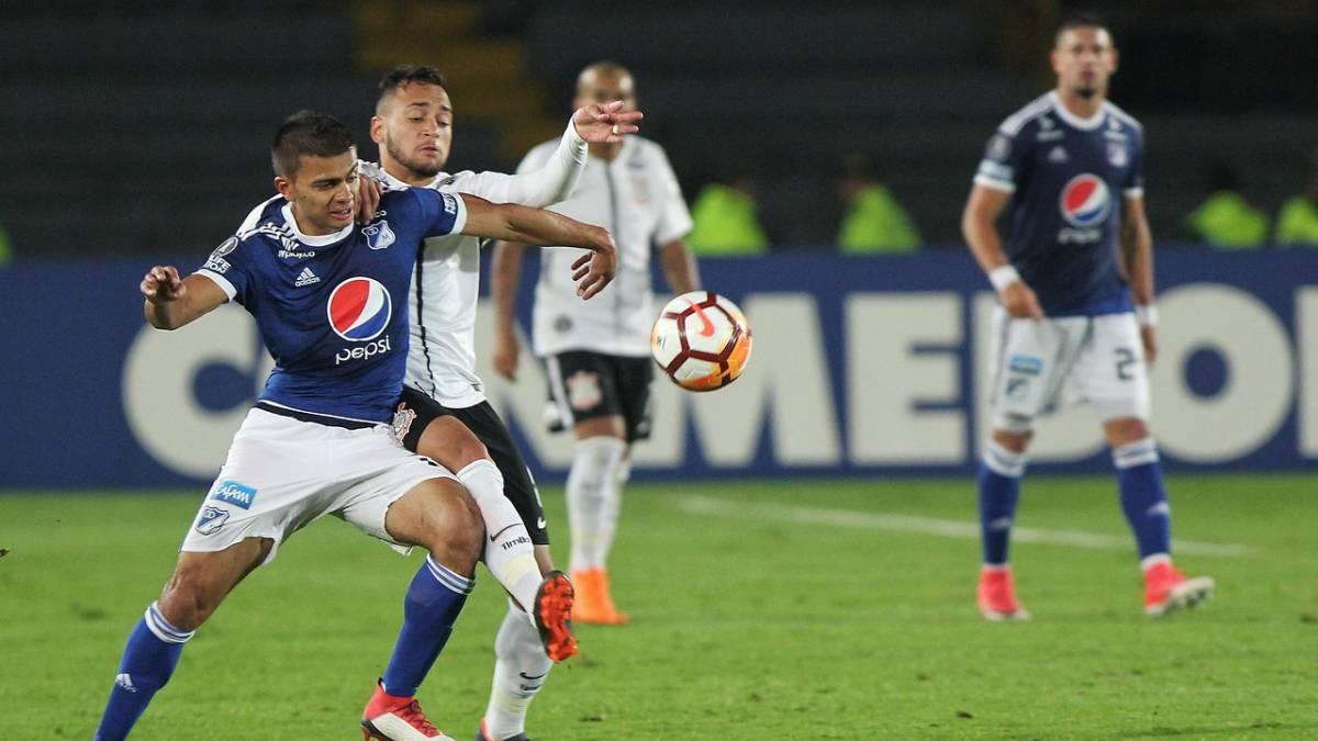 Los 19 convocados de Millonarios para enfrentar a Independiente en Copa Libertadores