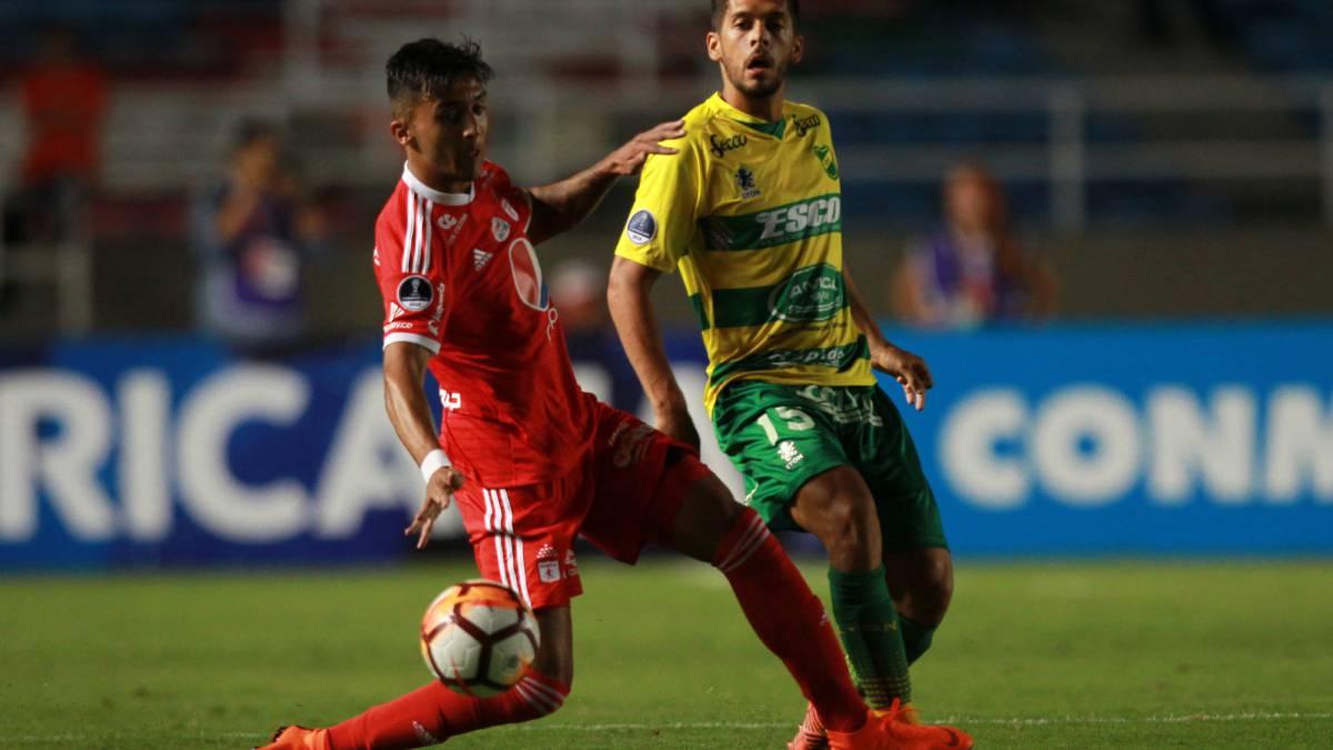 América de Cali pierde al delantero uruguayo Kevin Ramírez por lesión