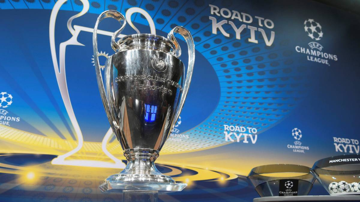 Ya están los cruces de Cuartos de Final — Champions League
