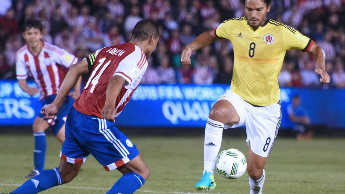 Colombia, por su primer triunfo frente a Francia