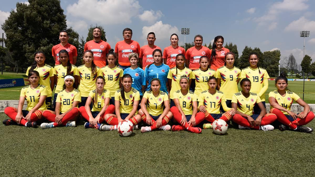 Yorely Rincón comanda a Colombia en la Copa América Femenina de Chile