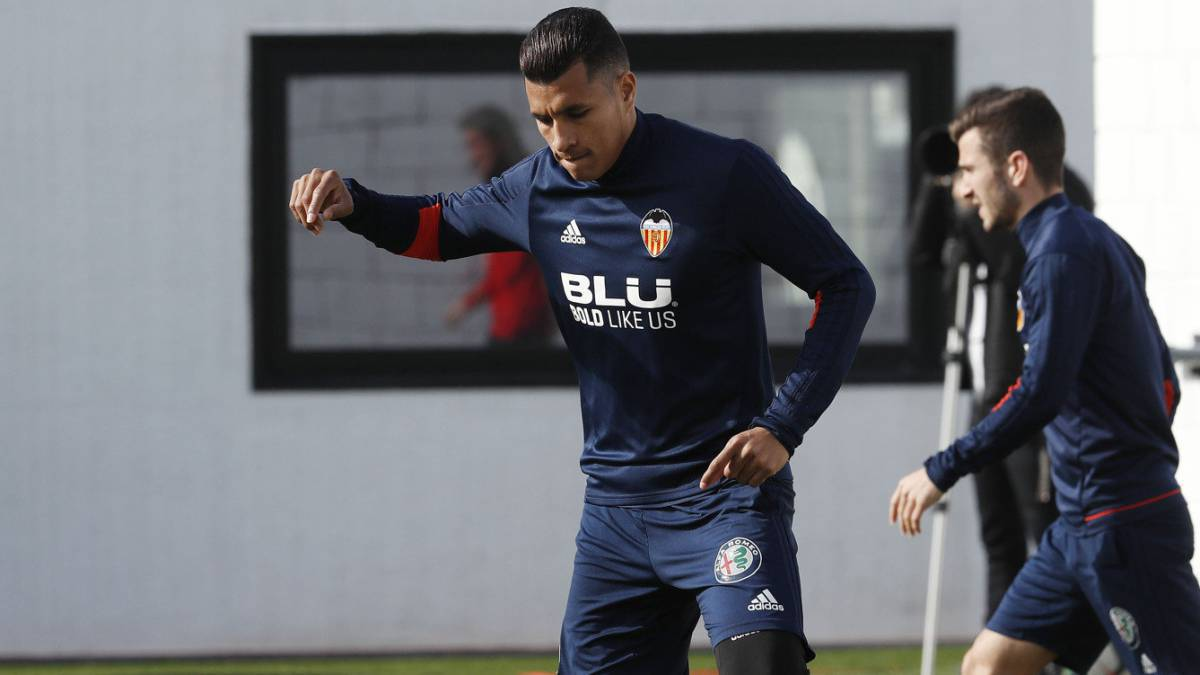 Camiseta Valencia CF Jeison Murillo