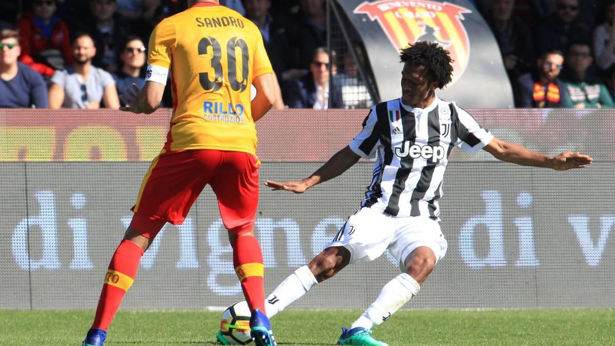 Cuadrado jugó 58 minutos en el triunfo de la Juventus - AS Colombia