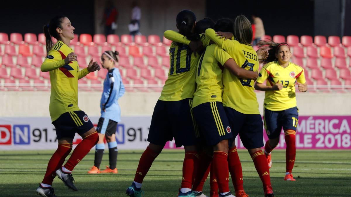 Argentina perdió ante Brasil en Chile — Fútbol femenino