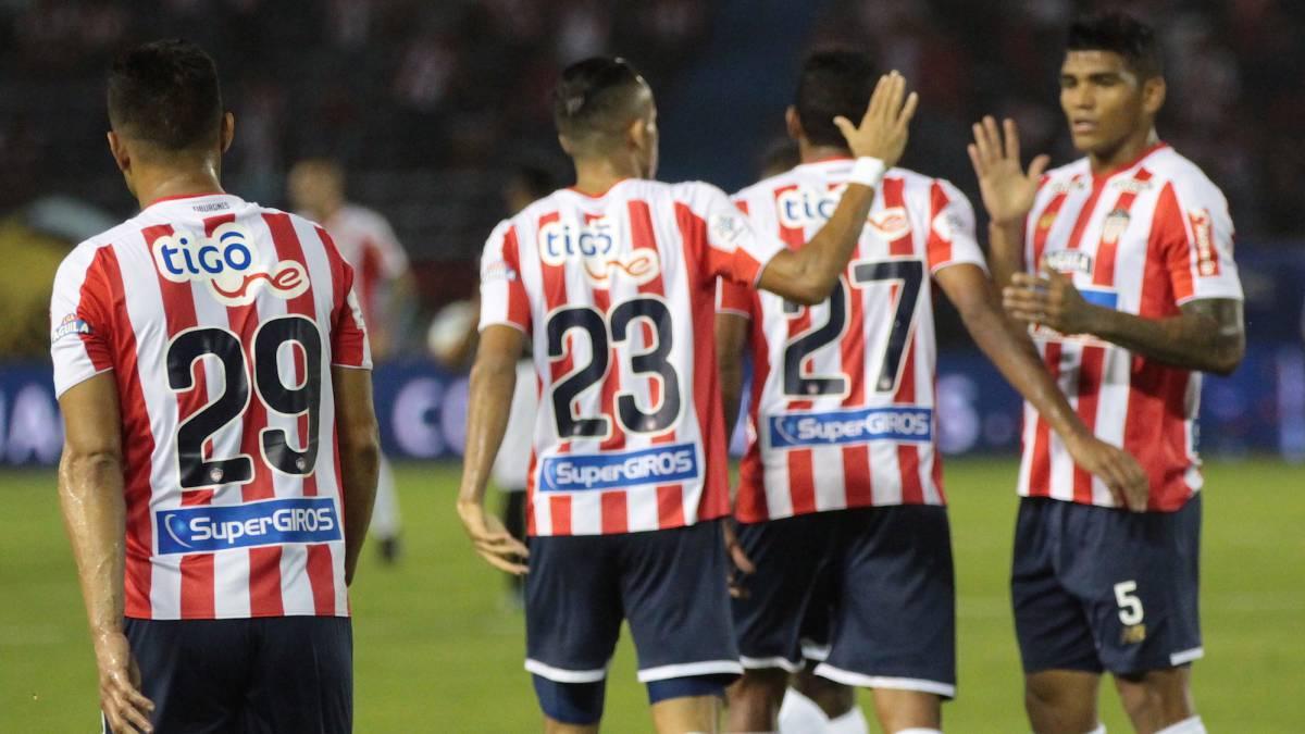 Alianza Lima enfrenta hoy a Junior de Barranquilla — Copa Libertadores