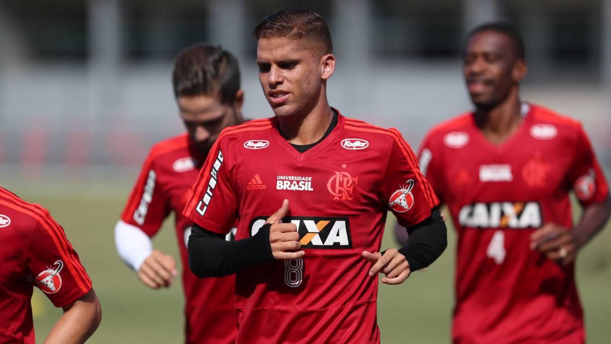 Santa Fe empató de local ante el Flamengo