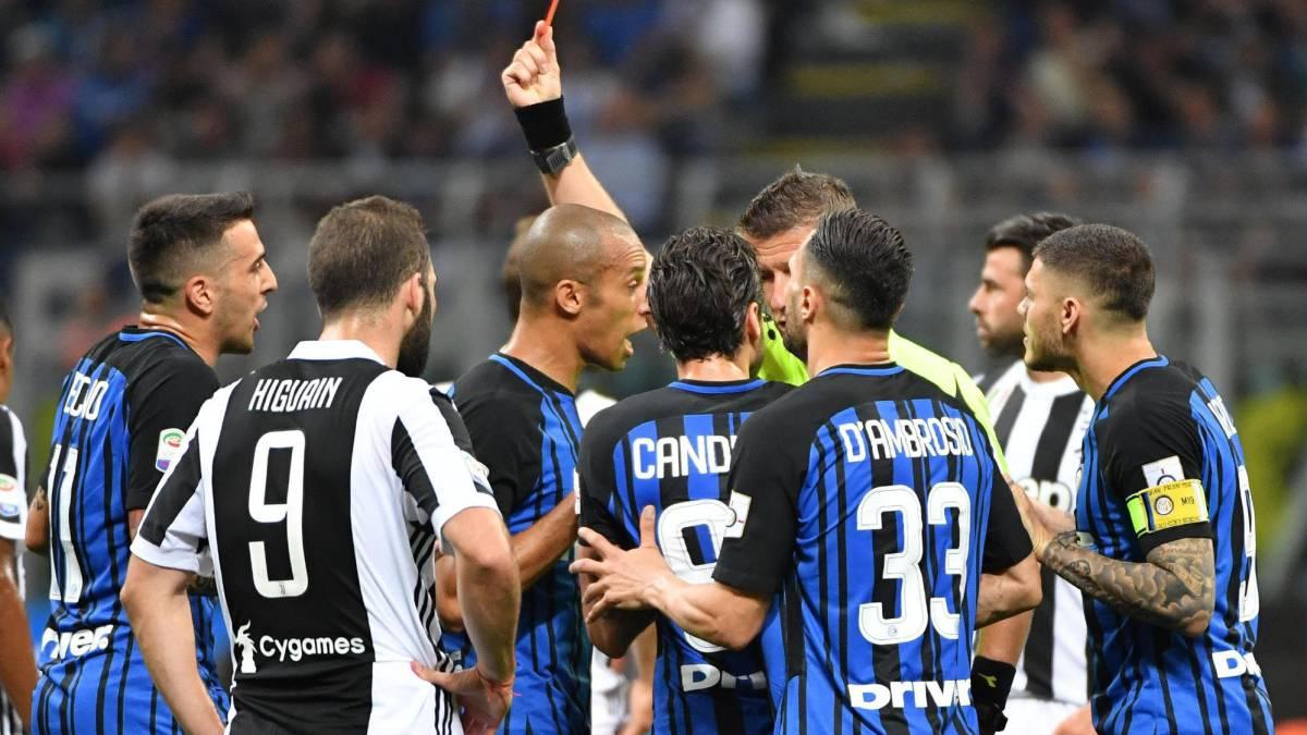 Inter 2-3 Juventus  Cuadrado e Higuaín lo dan vuelta al final - AS ... b9d48635f1d67