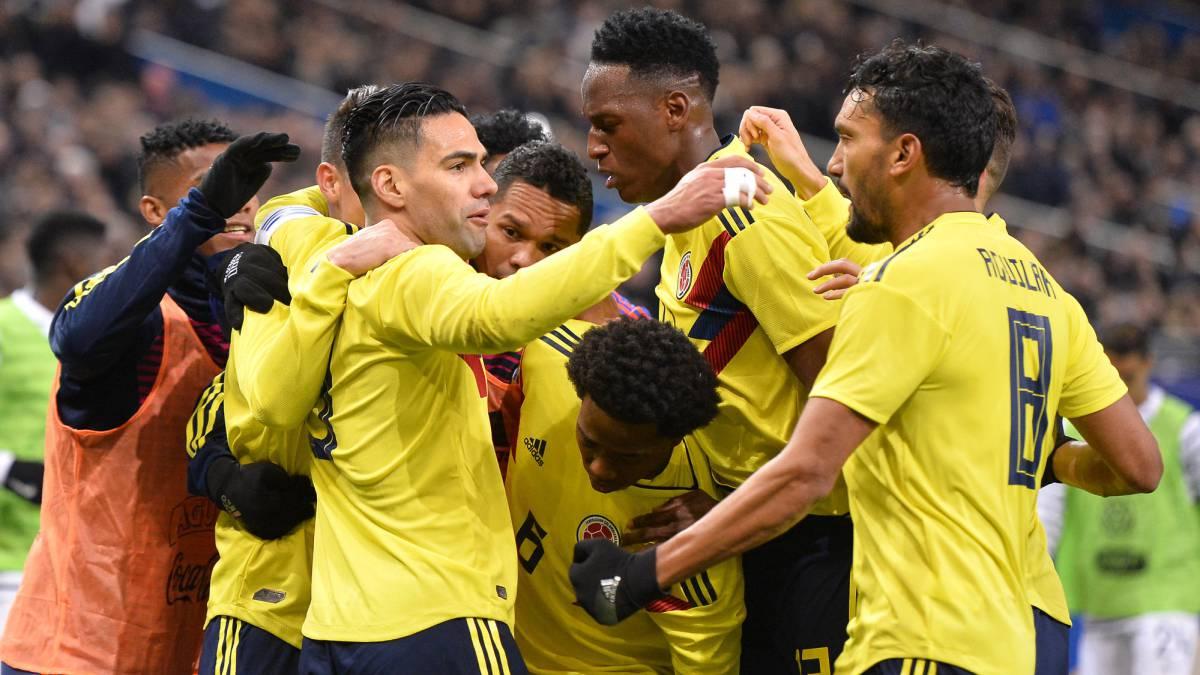 Entre los 12 equipos favoritos para ganar en Rusia — Selección Colombia