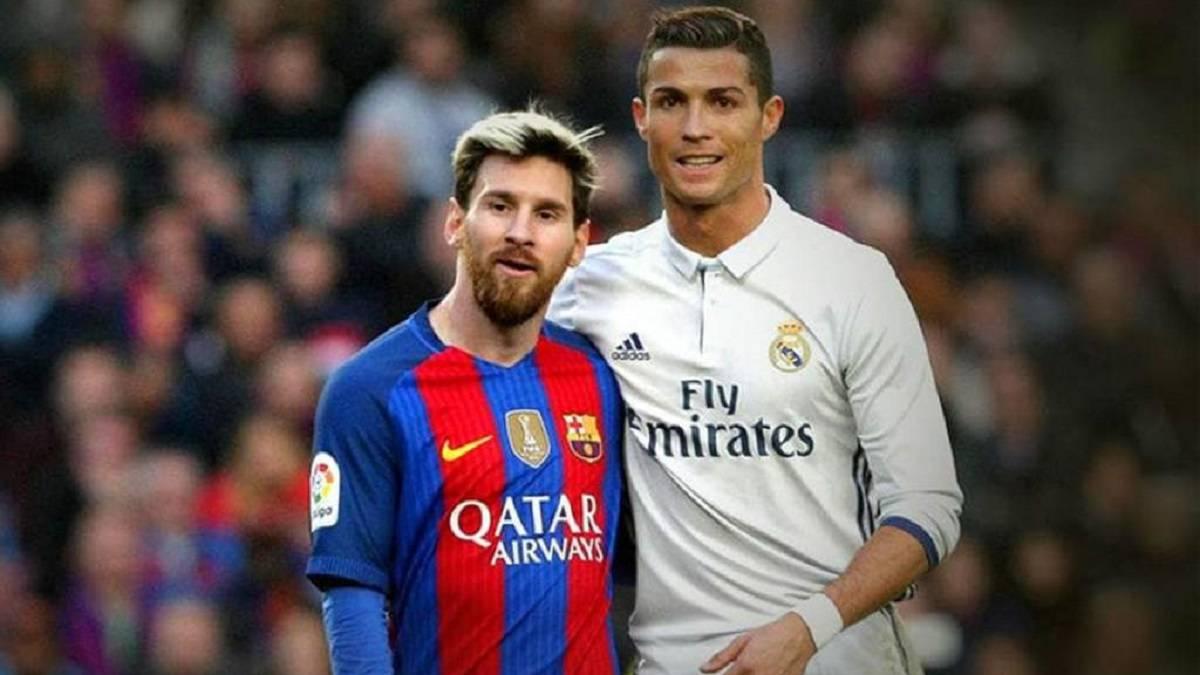 Ronaldo y Messi unidos en el Día Internacional Trabajo