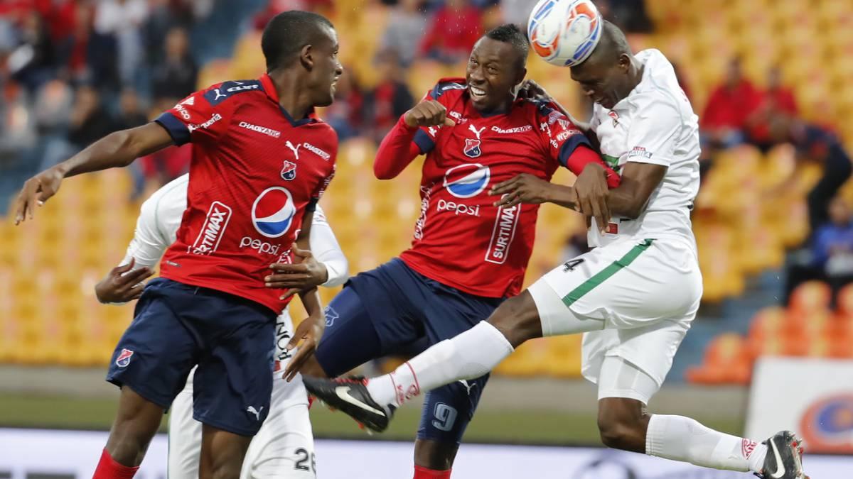 El Medellín buscará remontada ante irregular Sol de América en la Suramericana