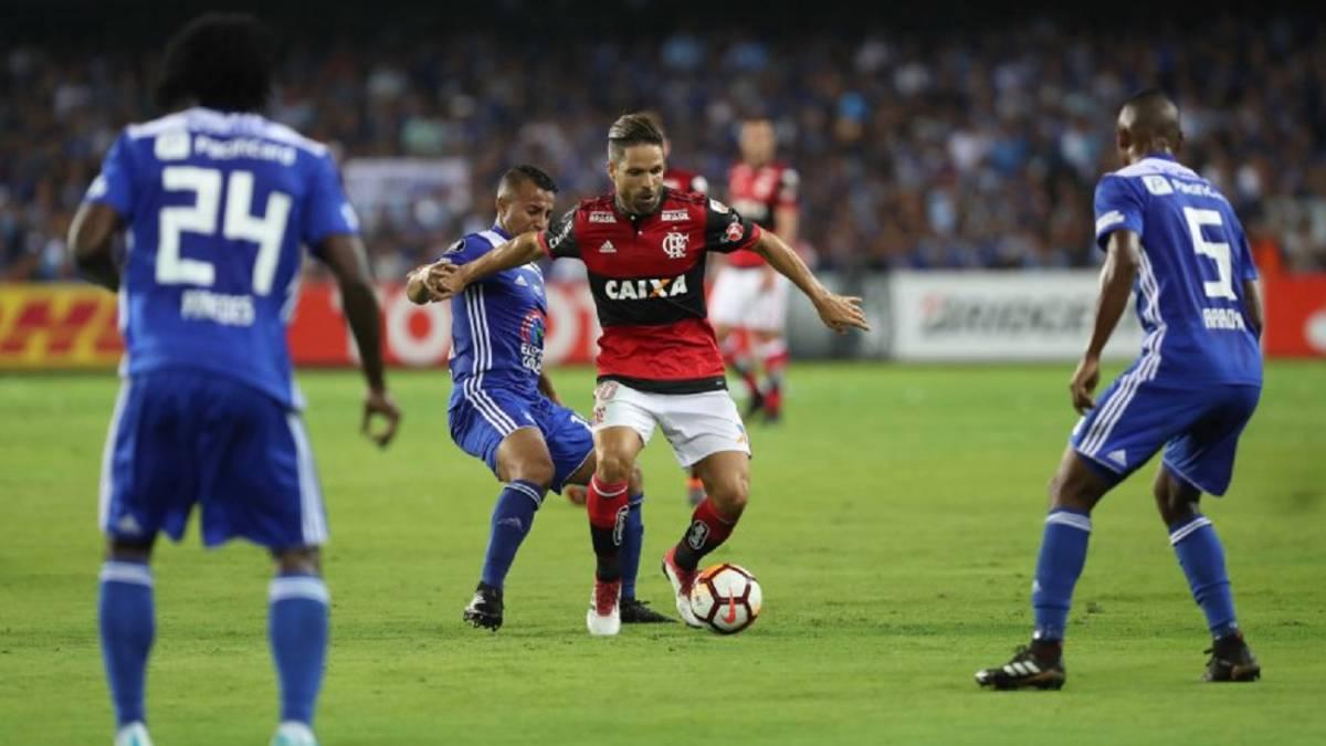 Nómina de Emelec para enfrentar a Flamengo en Copa Libertadores
