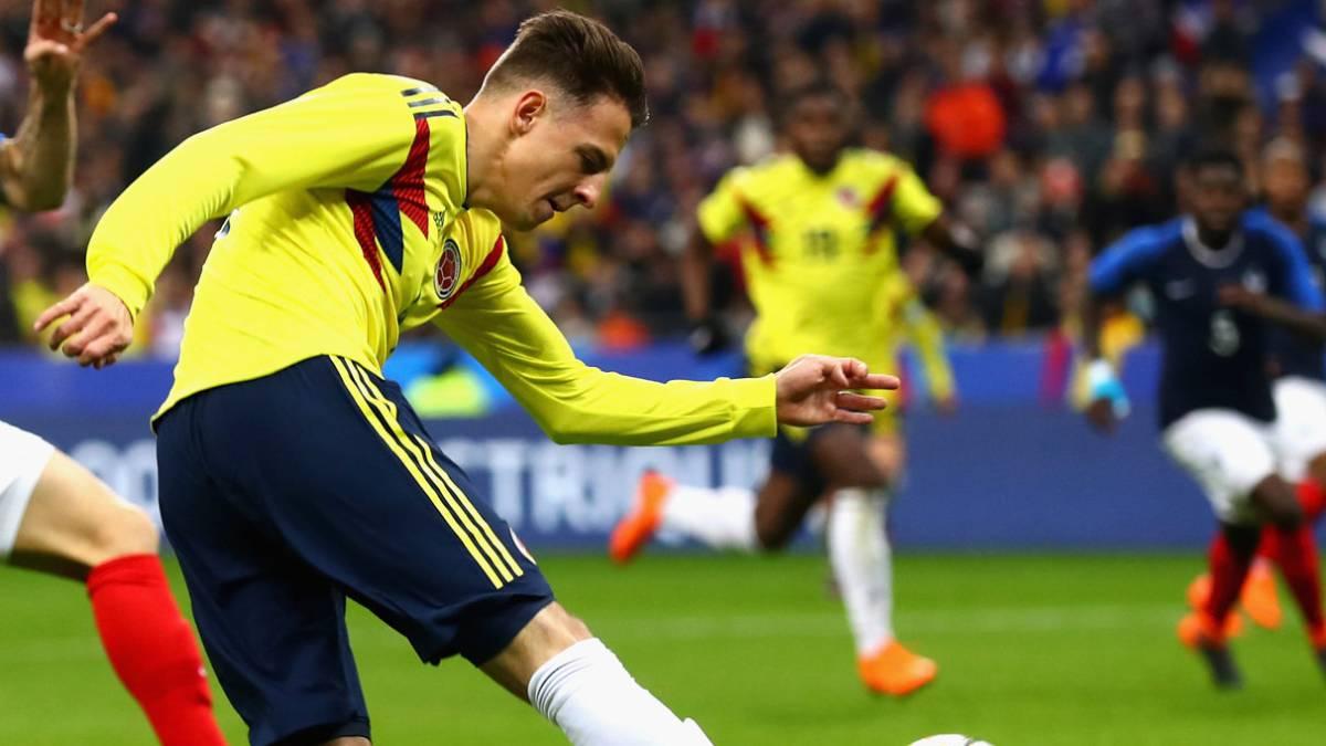 La Selección Colombia empató con Egipto en amistoso previo al Mundial