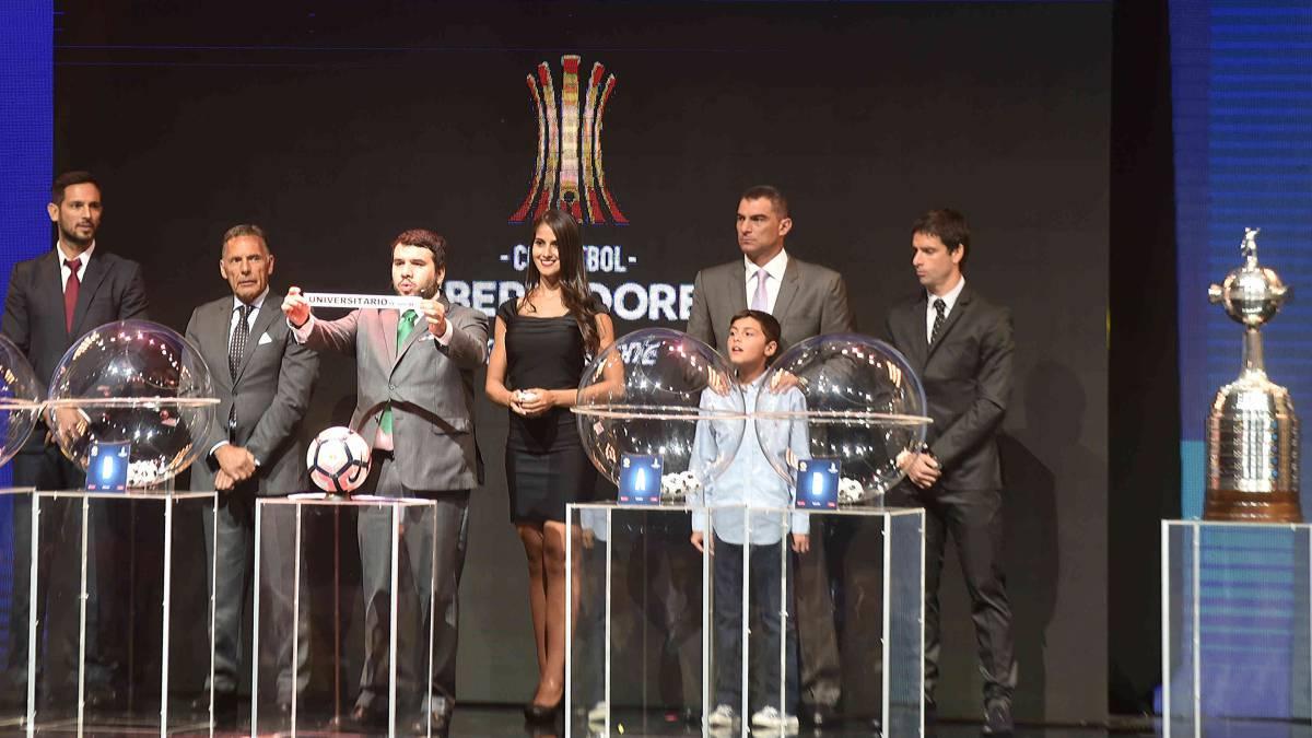 Boca y River podrían cruzarse en la final — Copa Libertadores