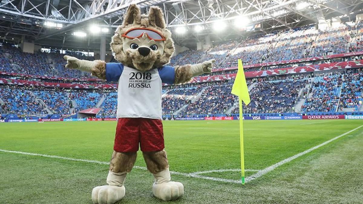Rusia debutó en el Mundial con goleada ante Arabia Saudita