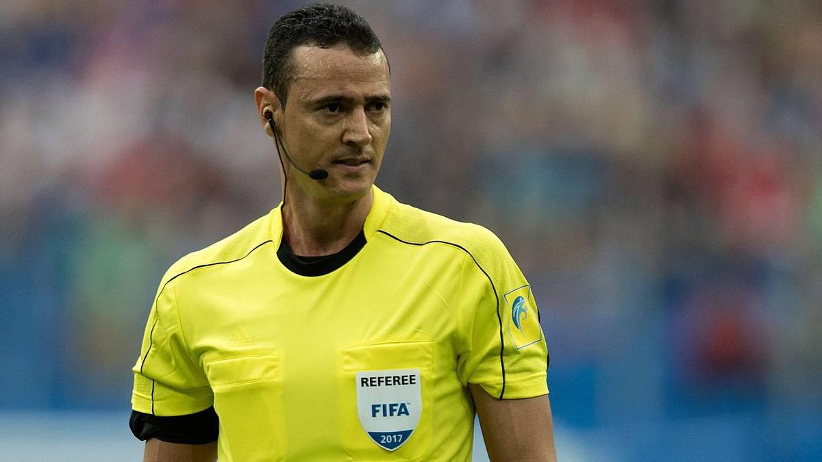 Wilmar Roldán será el cuarto árbitro en el Argentina ...