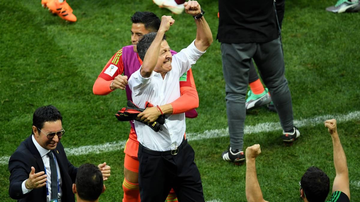 Juan Carlos Osorio busca convencer a sus detractores