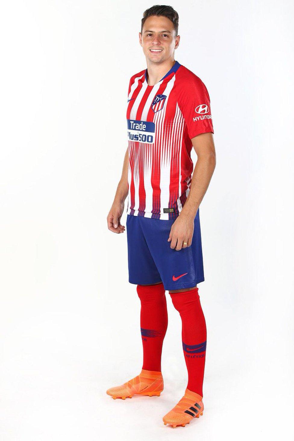 Camiseta Atlético de Madrid Arias