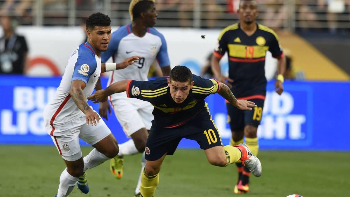 EEUU anuncia amistoso contra Colombia para octubre | En la Jugada