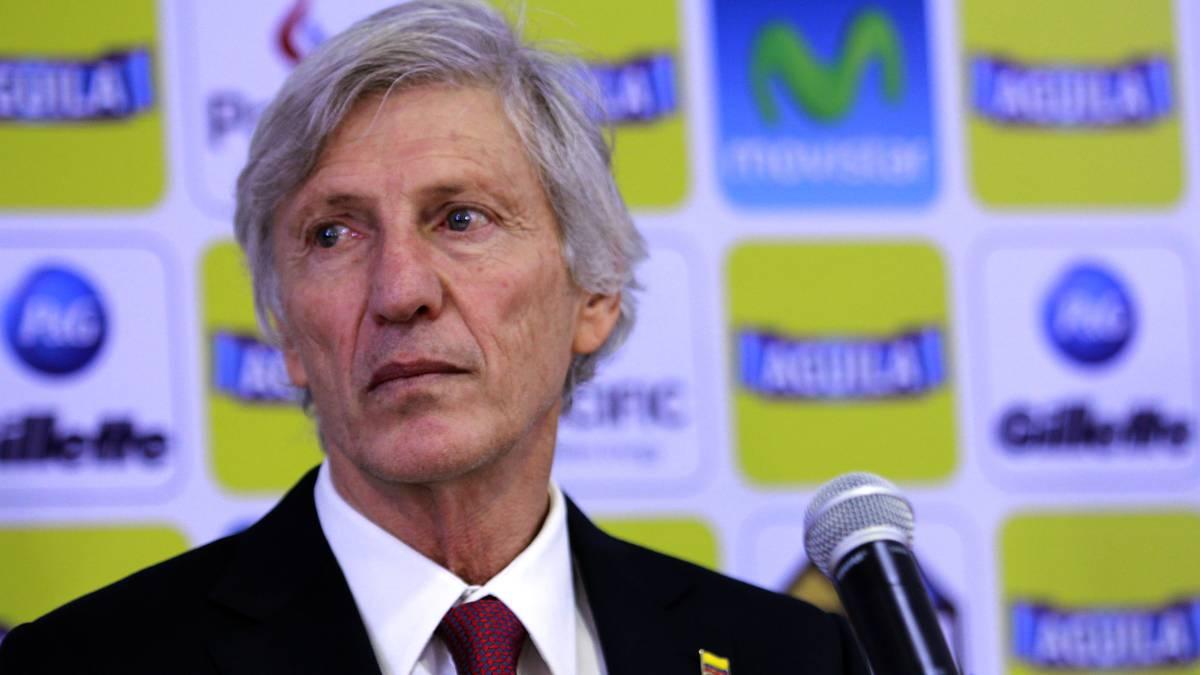 La Federación Colombiana de Fútbol espera por Pékerman