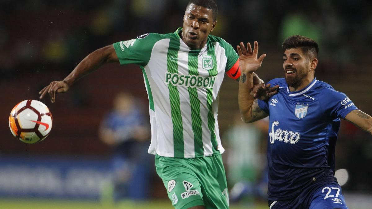 Nacional 1-0 Tucumán  El equipo verde queda eliminado de Copa - AS Colombia 9b4c59768e2b8