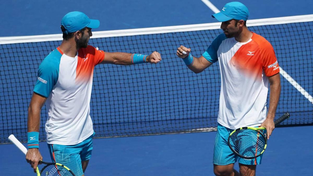 Cabal y Farah avanzan a cuartos del US Open