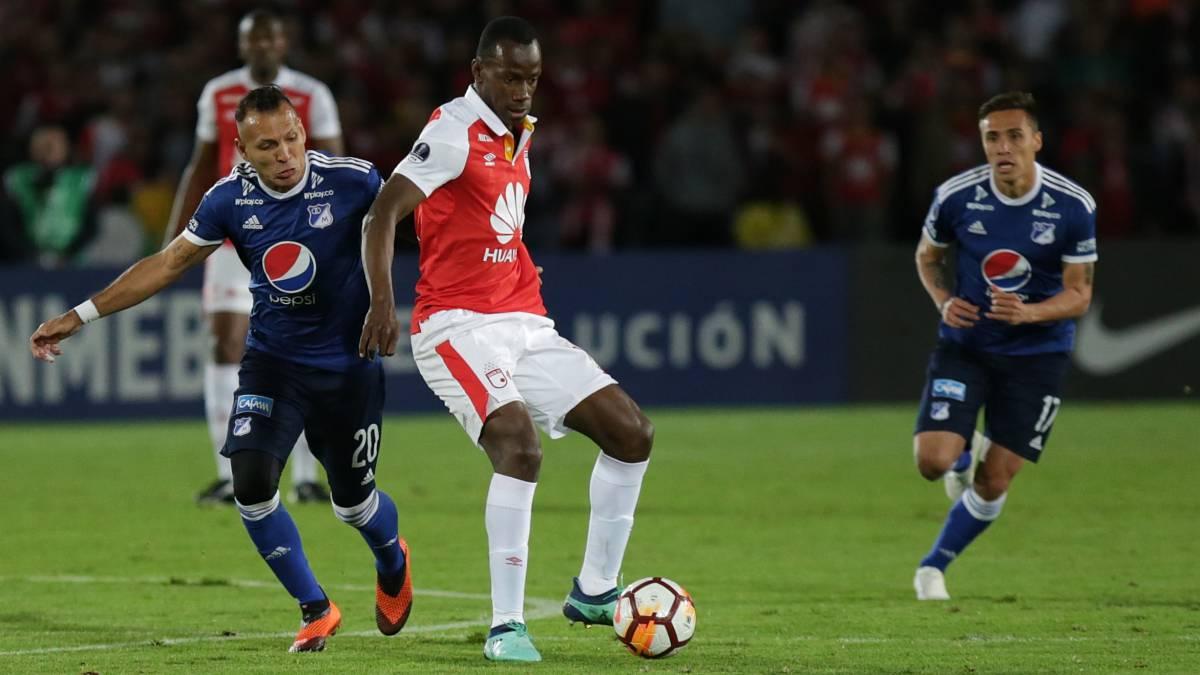 Santa Fe avanzó a cuartos de final de la Copa Sudamericana