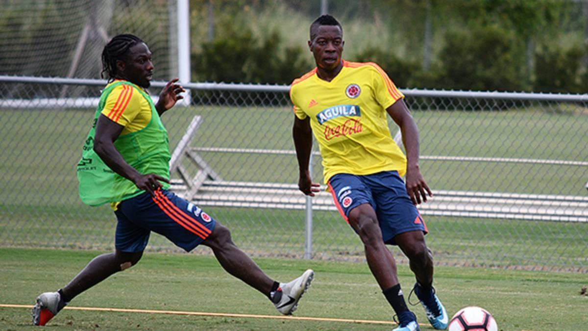 Colombia continúa ante Estados Unidos su preparación para la Copa América